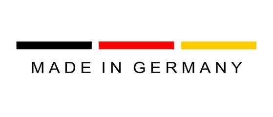 Made in German by Amatus Secret. Qualität hergestellt in Deutschland